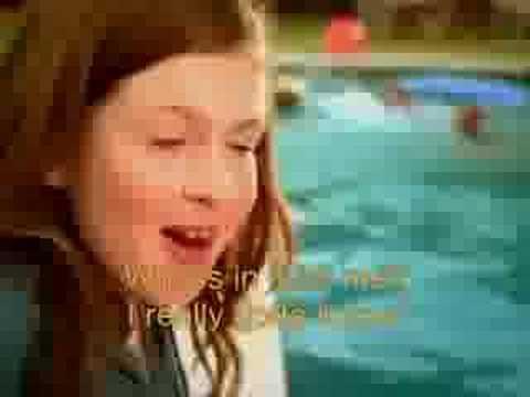 Amy Diamond - Wiifm (Barcelona)Karaoke