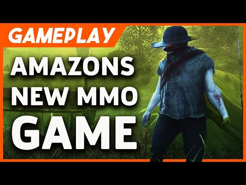 10 Minutes Of New World Gameplay - Amazon's Take On The Classic MMO