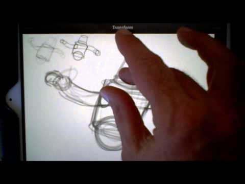 How To Draw Using Procreate App For iPad Mp3