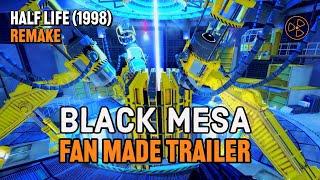 Black Mesa Fan Made Trailer (1998 Half Life Remake)