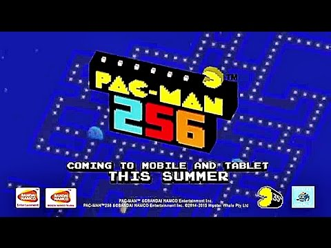 Pac-Man 256 El Laberinto Sin Fin  - » GAMEPLAY « - Español [HD]
