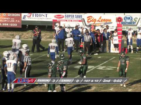 Texas A&M-Kingsville vs. Eastern New Mexico