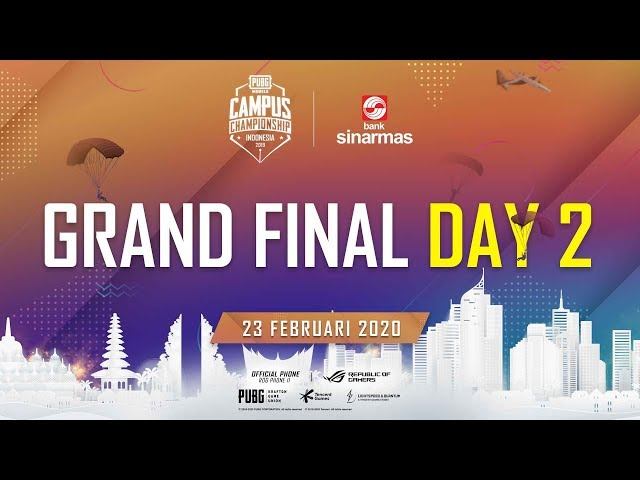 PMCC 2019 - Grand Final - Day 2