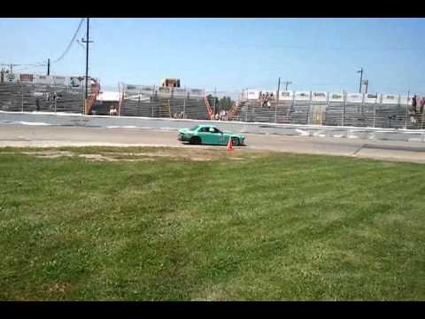 Drift Effect - Lake County Speedway