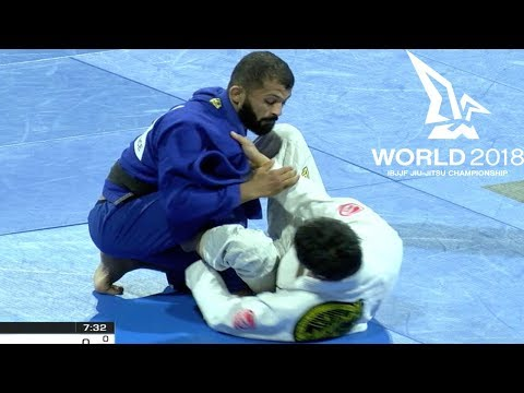 Bruno Malfacine vs Tomoyuki Hashimoto / World Championship 2018