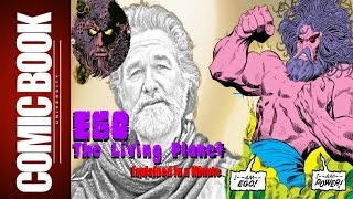 Ego The Living Planet (Explained in a Minute) | COMIC BOOK UNIVERSITY