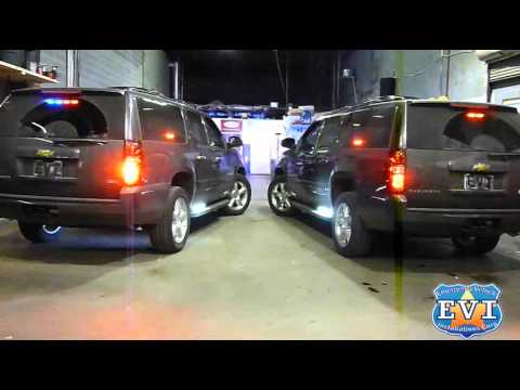 Undercover 2011 Chevy Suburban 2 Evi Built Youtube