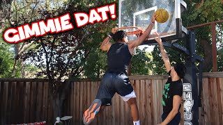"Game Of ""GIMMIE DAT"" 