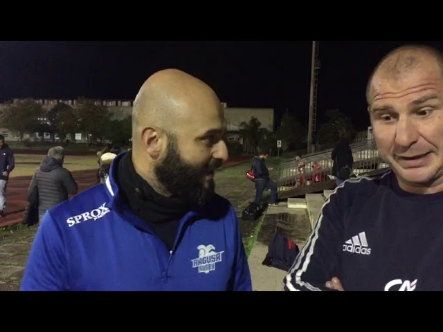 Intervista post partita Briganti di Librino vs Ragusa Rugby 26 - 63