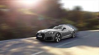 "Audi RS5 - "" Dezentes Vollgastier!"""
