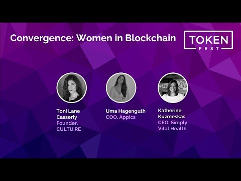 Panel Discussion - Convergence: Women in Blockchain