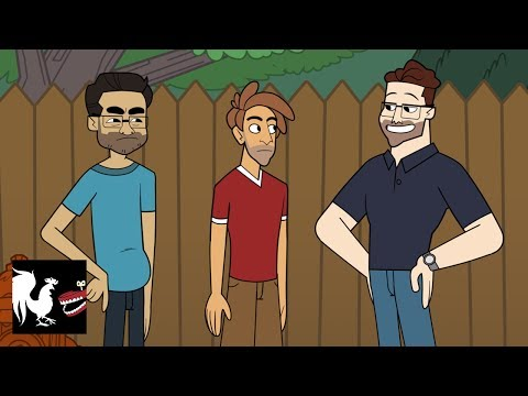 Rooster Teeth Pilots: MDB Animated