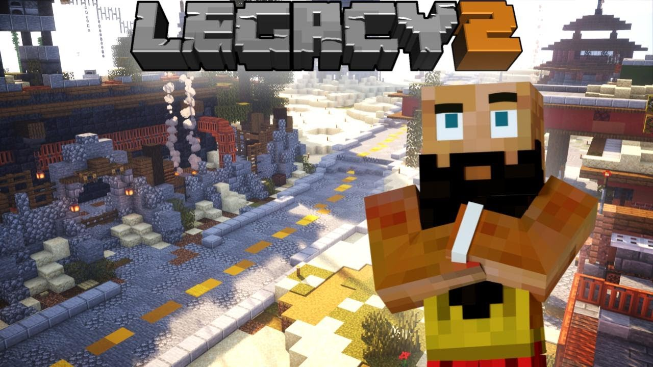 HIGHWAY PROJECT! | Legacy SMP 2 | Episode 10 | Minecraft Survival Multiplayer