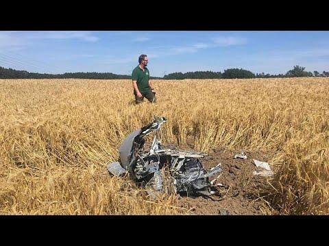 Νεκρός ο πιλότος του ενός από τα δύο eurofighter που συγκρούστηκαν…
