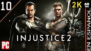 Vídeo Injustice 2