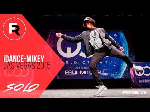 iDance Mikey   SOLO Dance Competition Winner   World of Dance Las Vegas 2015   #WODVEGAS15