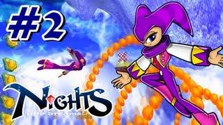 NiGHTS Into Dreams - HD - Part 2