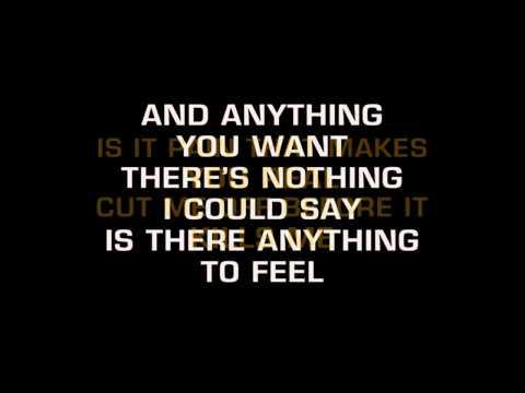 Goo Goo Dolls - Long Way Down (Karaoke)