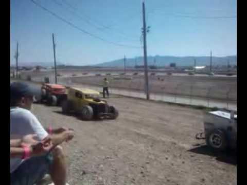 Death valley raceway