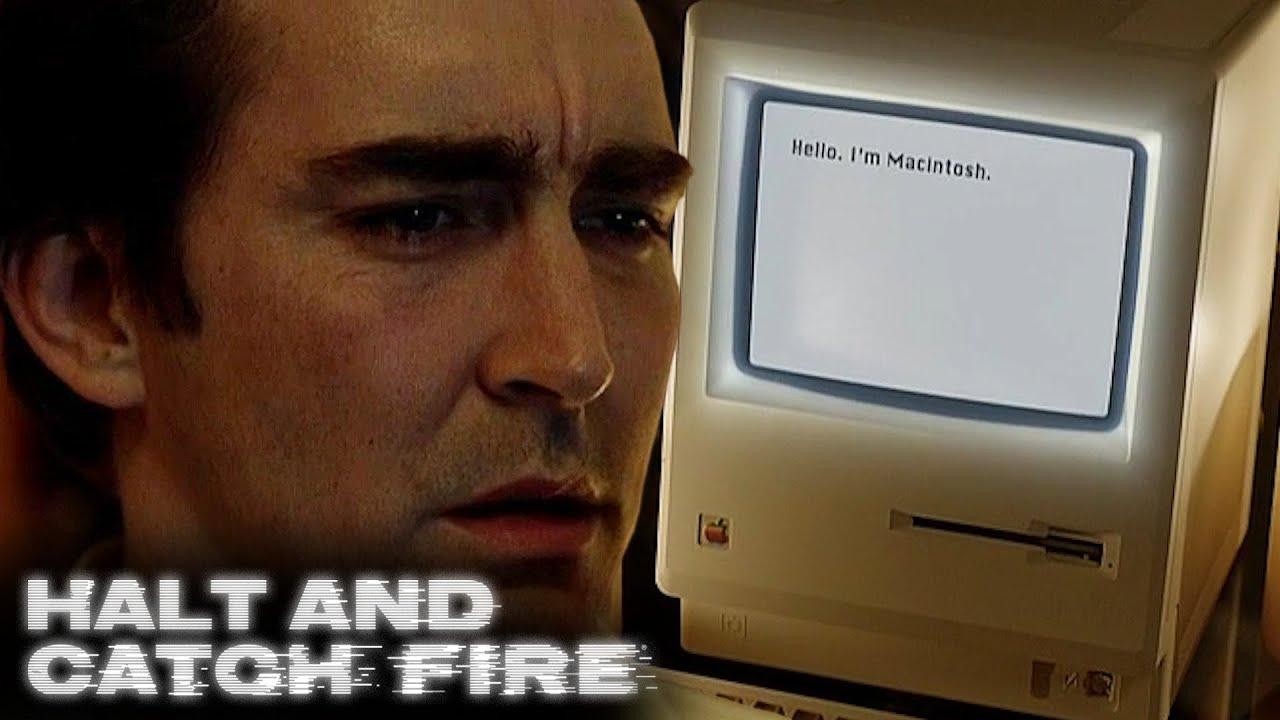 Download Joe Meets Apple's Macintosh | Halt and Catch Fire