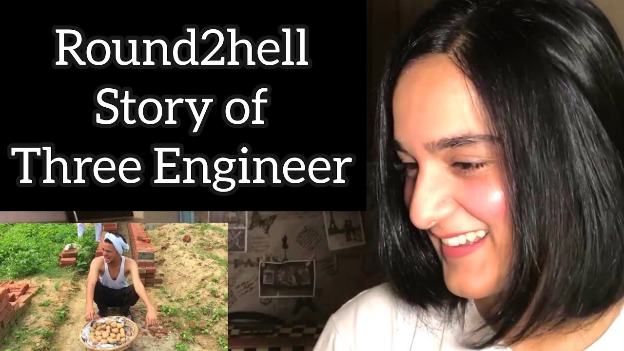 ROUND2HELL | STORY OF THREE ENGINEER | MERI REACTION