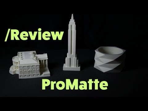 /Review   Type A Machines - ProMatte