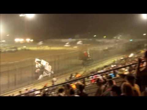 Sprintcars @ Silver Dollar Speedway 5 29 16 part 2