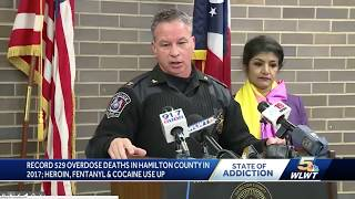 Opioid Overdose 2017 Scary, Alarming and Increasing