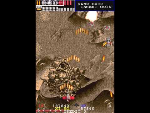 Arcade Longplay [493] Gun Frontier