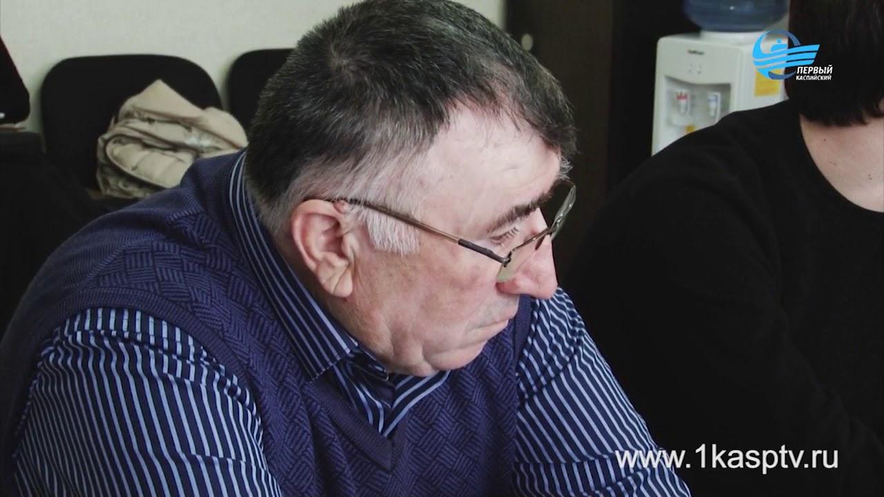 Очередное заседание территориальной избирательной комиссии Каспийска состоялось в городской администрации