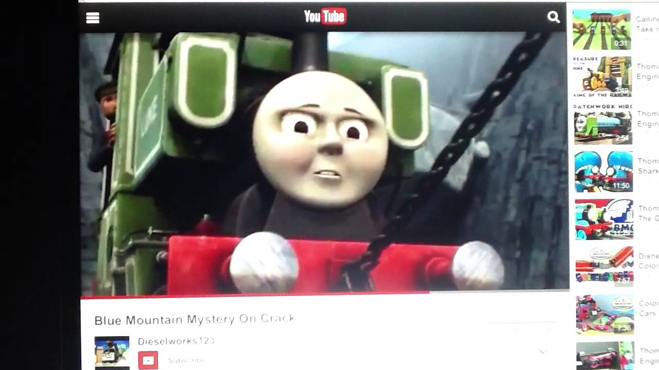 Image boco in trainz thomas and friends png scratchpad fandom - Luke Saves Thomas Hig