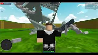 Destroying MarkVD9's Place in Roblox@!!!