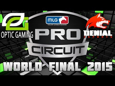 Call Of Duty AW MLG Finals - Optic Vs Denial