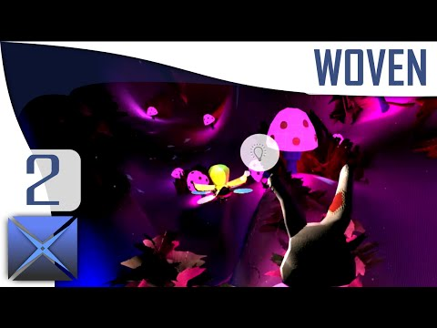 GLOWING SHROOMS! || Woven Gameplay #2 (Pre - Alpha Demo)
