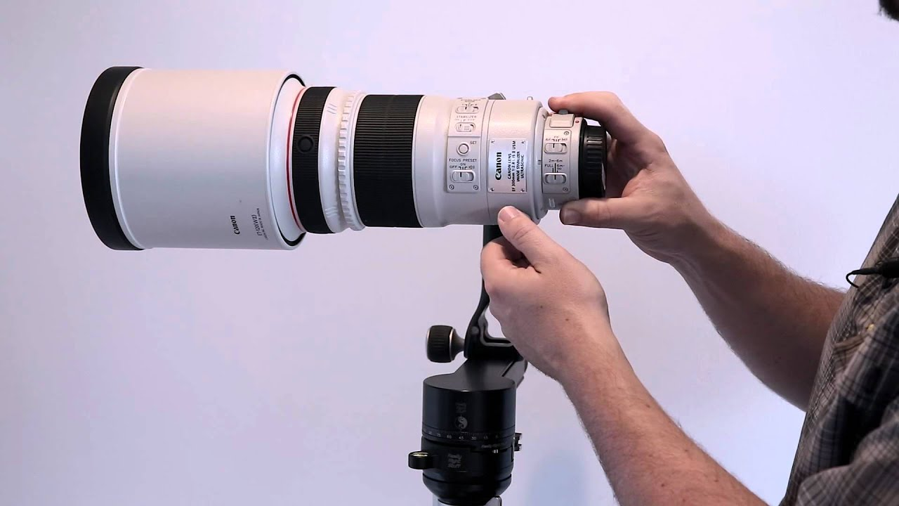 canon 300mm f2 8 mk i vs mkii youtube