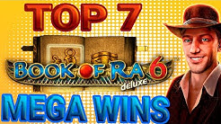 How much can you win on the Book of Ra Deluxe 6 slot? 🚨 ONLINECASINOPOLICE big wins compilation🚨