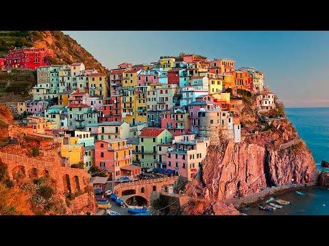 Madrileños por el mundo: Riviera italiana