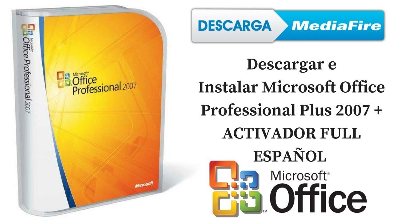 Descargar Microsoft Office 2007 Service Pack gratis ...
