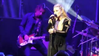 Anastacia - Best Of You - Royal Concert Hall Glasgow  6/5/16