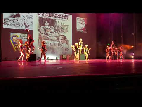 Jacey Robbins - Prodigy - 100 Years of Broadway - Utah COPA May 5th, 2018 - 1pm Show