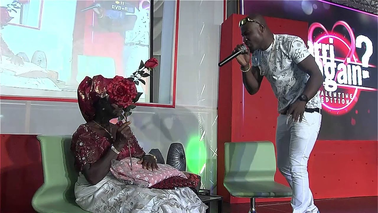 Download MR SONGZ PERFORMANCE WITH HIS GRANDMOTHER
