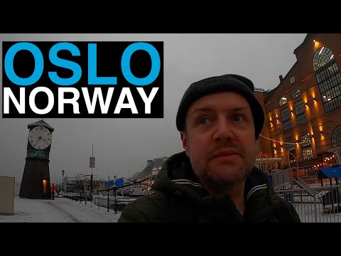 A Tourist's Guide To Oslo, Norway