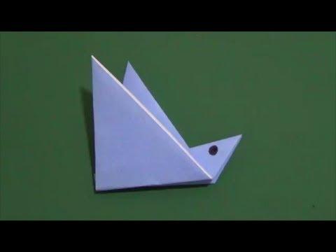 ハート 折り紙 鳥 折り紙 簡単 : youtube.com