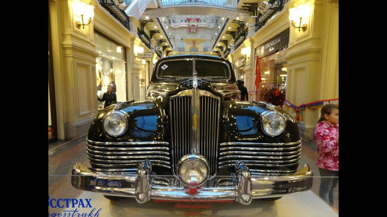 retro classic cars soviet automobile industry youtube. Black Bedroom Furniture Sets. Home Design Ideas