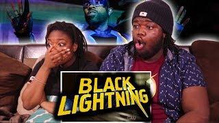Black Lightning Season 1 Episode 5 : REACTION!!!