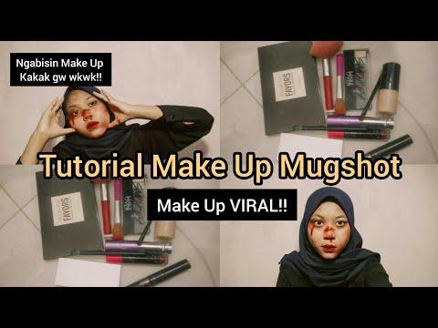 tutorial-make-up-mugshot!!-kayak-abis-tawuran-wkwk
