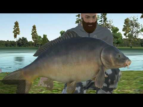 Carp Fishing Simulator Gigantica 2019 - How To Catch Big Carp