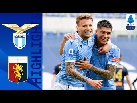 Lazio Genoa Goals And Highlights