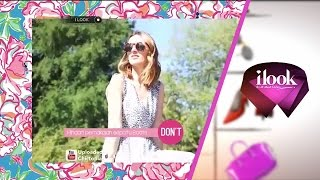 Do & Don'ts - Fashion Items For Petite Woman (Fashion Untuk SI Tubuh Mungil)