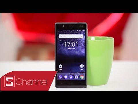 Schannel - Mở hộp Nokia 3 chính hãng: Thiết kế đẹp như này mà giá chưa đến 3tr, thật là tuyệt vời!